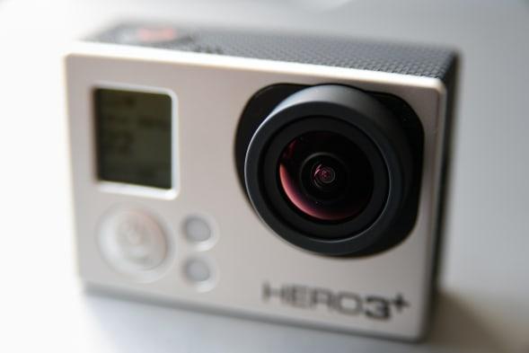 GoPro Hero Camera - Stock