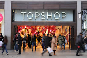 Retail branding - London