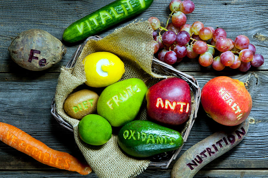 Focus on eating whole foods, not supplements, to get essential