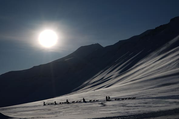 NORWAY-SCIENCE-ASTRONOMY-SOLAR-ECLIPSE