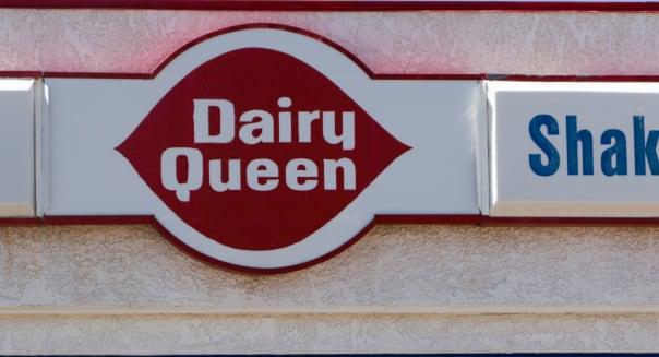 Dairy Queen restaurant