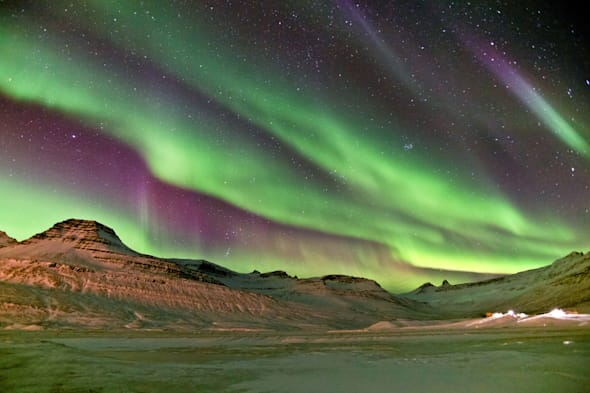Beautiful Northern Light Pictures Captured By Icelandic Photographer