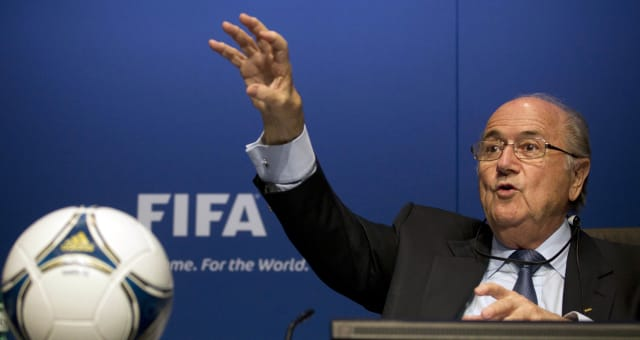 Switzrland FIFA Corruption