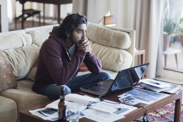 Dev Patel followed a punishing weight and food regime to bulk up for the