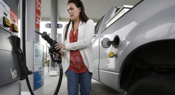 Gas Tax Lowered