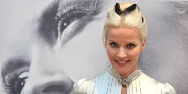 Daphne Guinness, friend of Blow and founder of the Isabella Blow Foundation