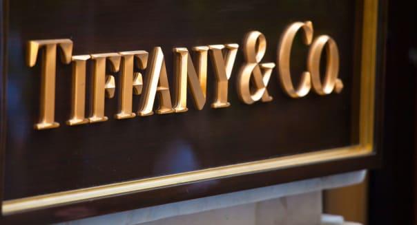 Tiffany & Co in Downtown Manhattan, New York City