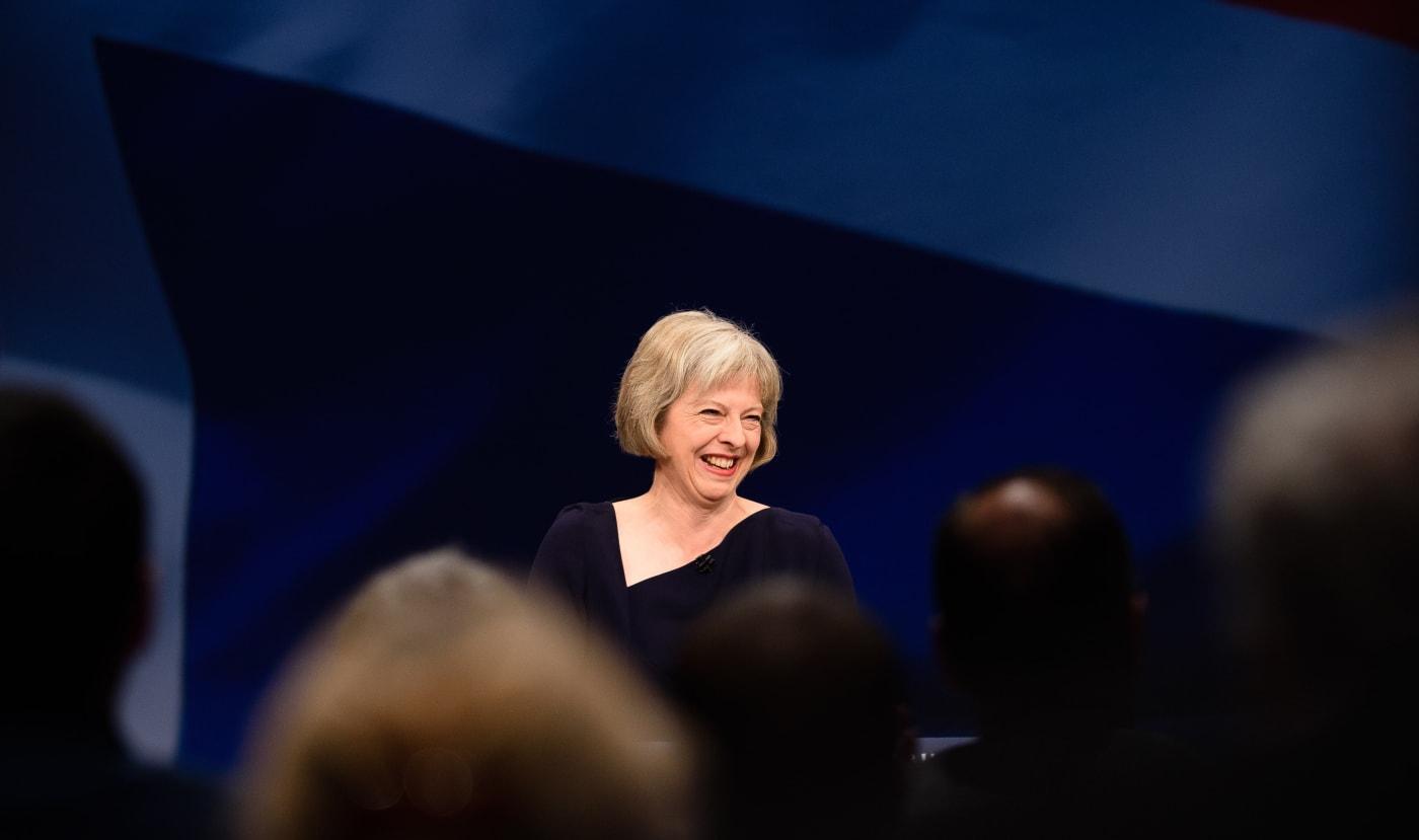 BRITAIN-POLITICS-CONSERVATIVE