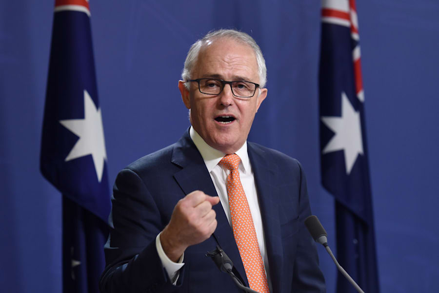 Australian Prime Minister Malcolm Turnbull will mark a year in the top job on Wednesday, as political...