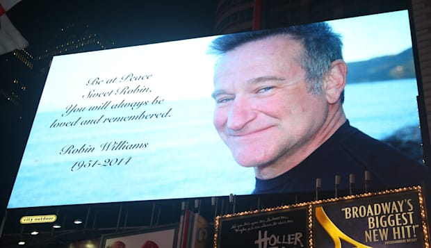Broadway Dims The Light For Robin Williams