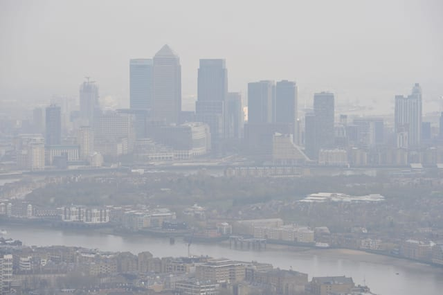 Air pollution link to Alzheimer's