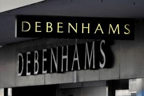 Debenhams fails to tempt shoppers