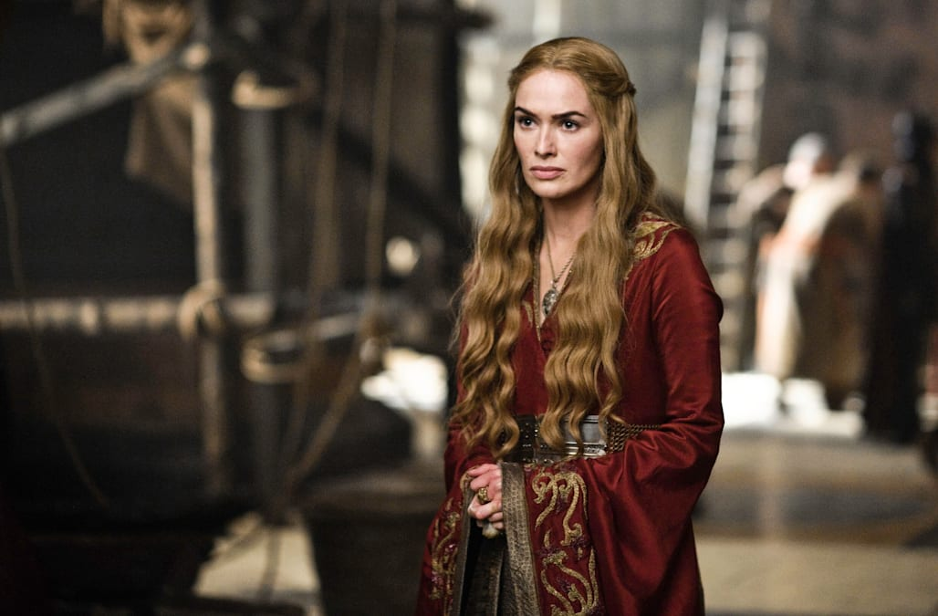 Cersei Lannister Game of Thrones - Alamy