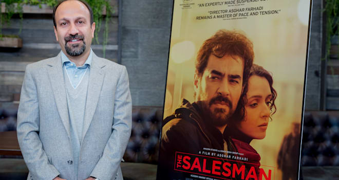 American Cinematheque Panel Discussion With Golden Globe Nominated Foreign-Language Directors