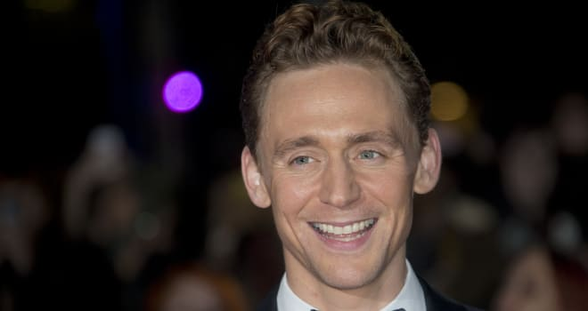 Tom Hiddleston Surprises Kids At 'Thor 2' Screening in New York City