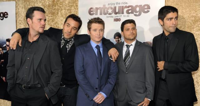Premiere Entourage Season Seven LA (