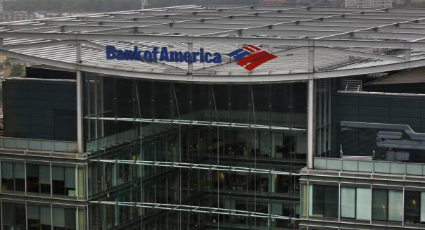 Britain Bank of America