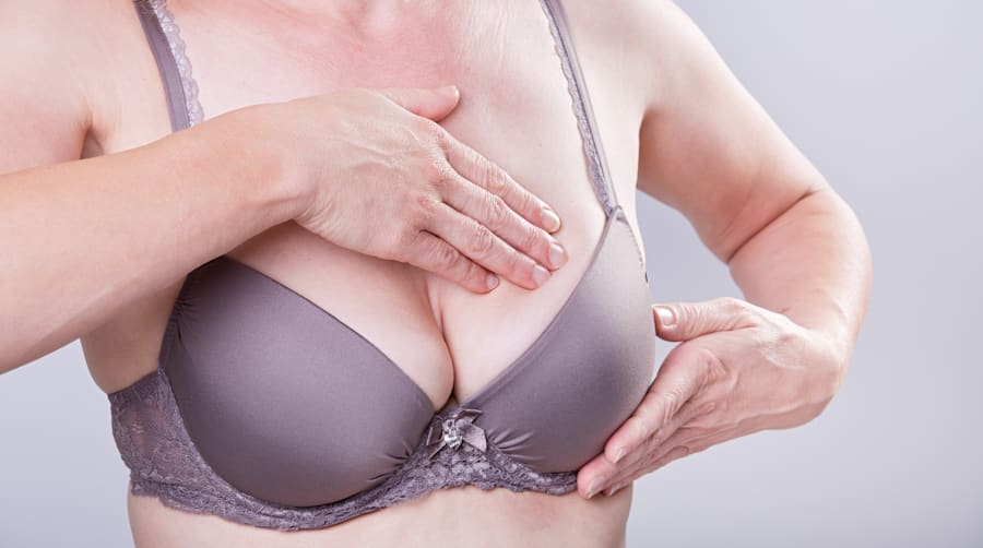 Nearly 50 percent of women admit to having no idea what to look or feel for when conducting a breast...