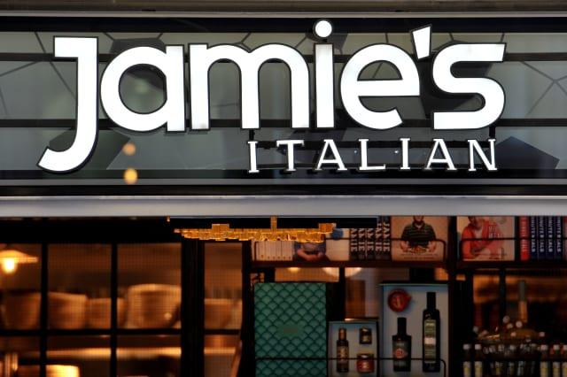 Jamie's Italian - stock