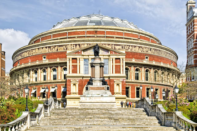 Box at the Royal Albert Hall for sale