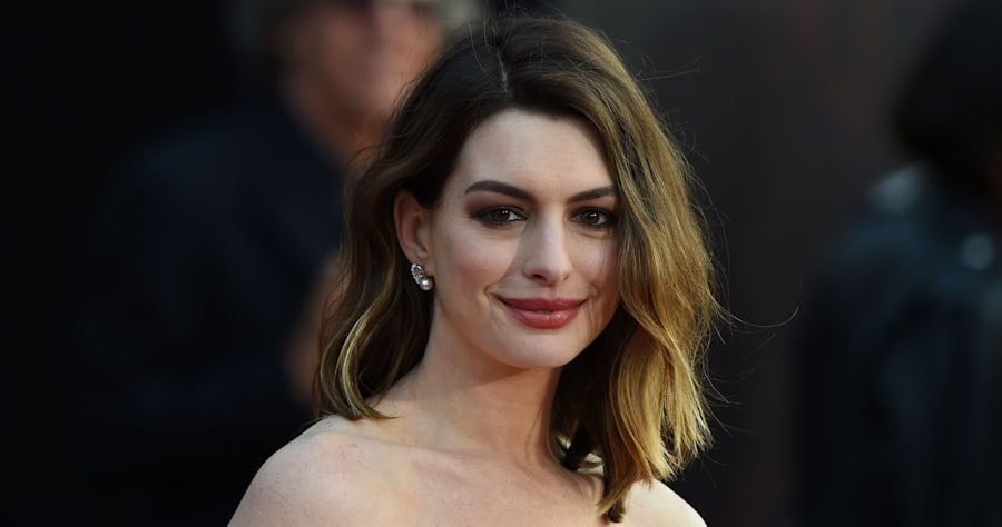Anne Hathaway Replacing Amy Schumer in the 'Barbie' Movie?
