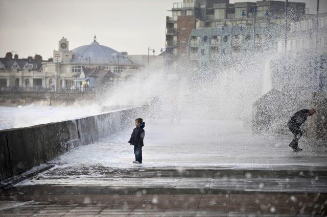 'Storm Doris' could batter Britain with 80mph winds