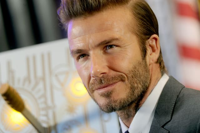 Is this the real reason Beckham hasn't been knighted?