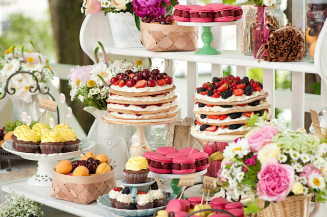 Quirky Ideas For Afternoon Tea Around The Uk Aol