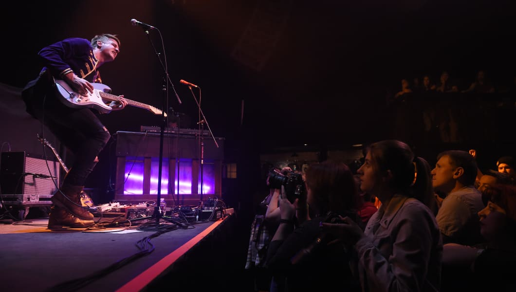 Vinyl Theatre Performs in Denver