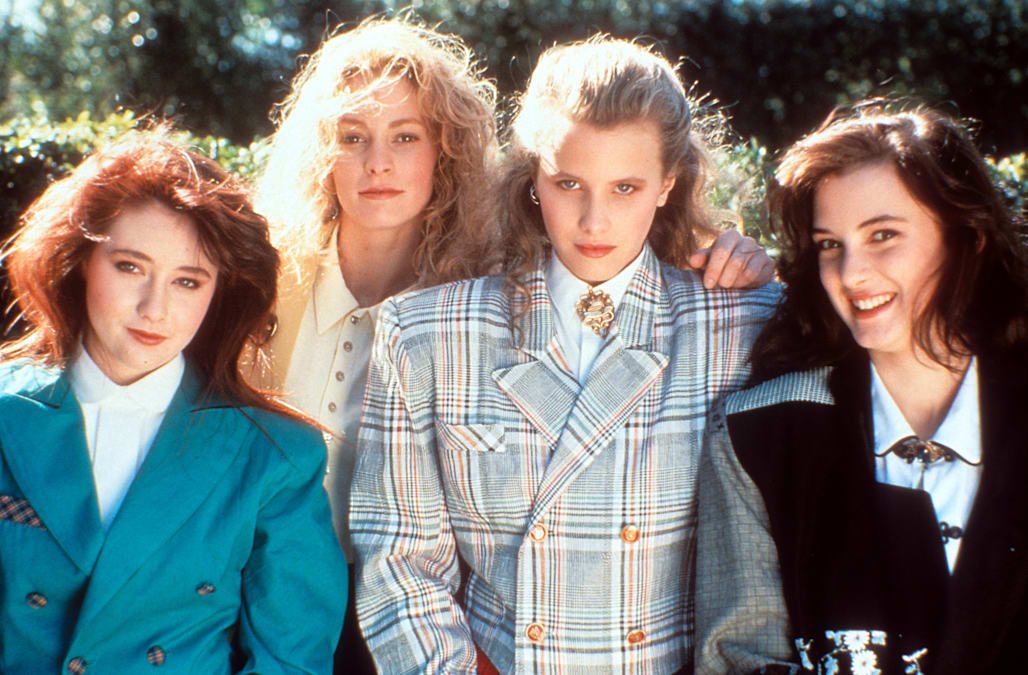 'Heathers' - Getty images