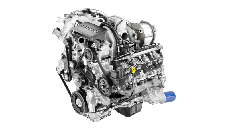 The All New  6l Turbosel Features More Torque And Horsepower And