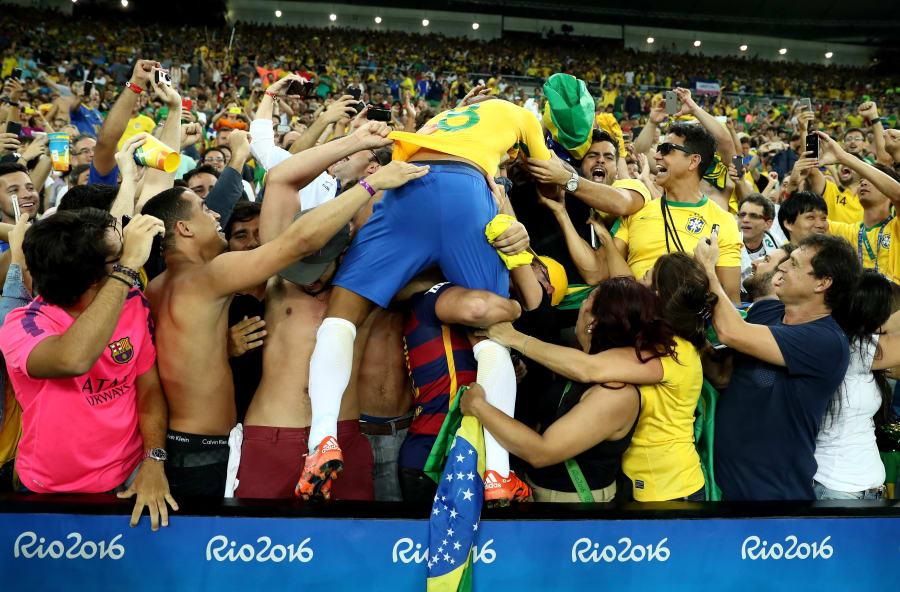 We are all Brazilian