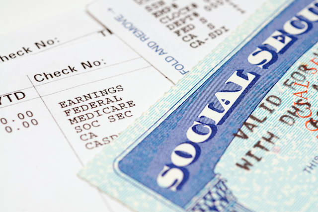 Social security card with statements.; Shutterstock ID 90287281; PO: DF-112612-ss-money-2  administration; aliens; america; back
