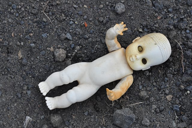 Is the Island of the Dolls cursed?