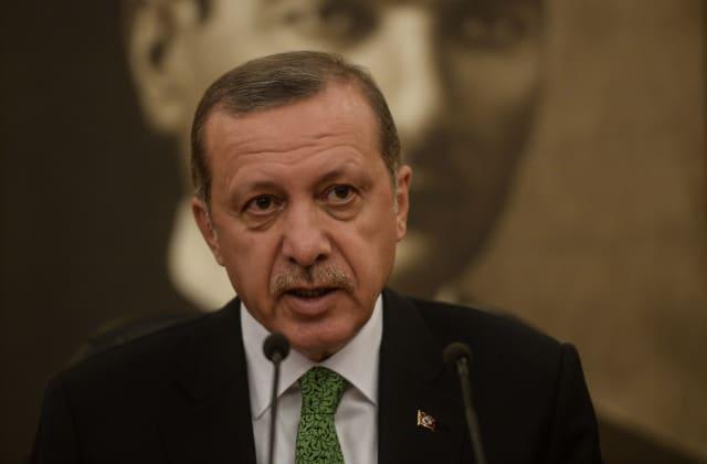 Turkeys President Erdogan's Qatar visit