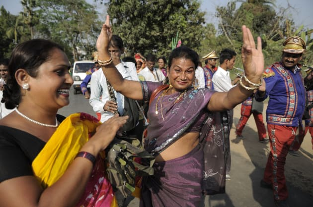 Indian Companies Are Hiring Transgender People, But It's A Rocky