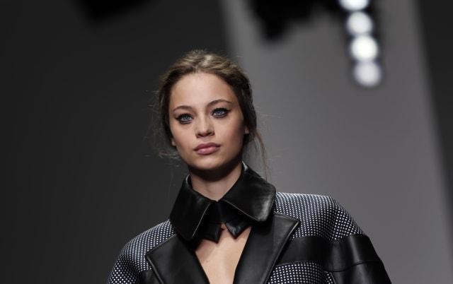 Jean-Pierre Braganza: Runway - London Fashion Week AW14