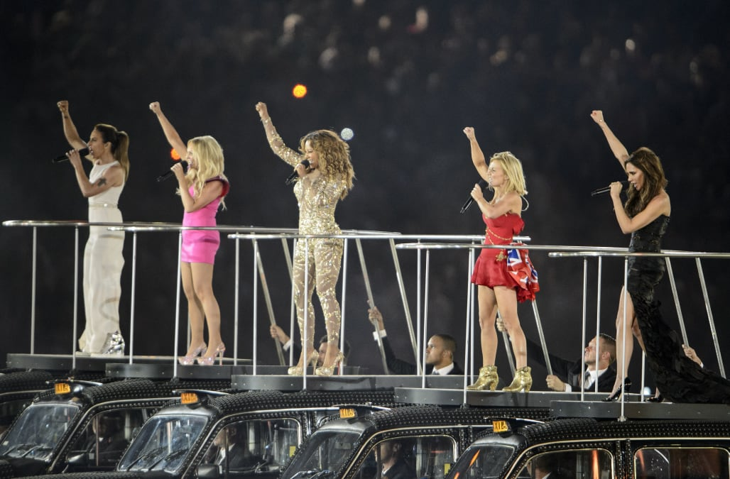 London 2012 - Closing Ceremonies - Spice Girls