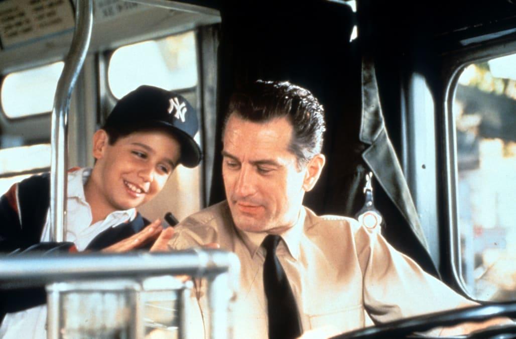 Robert De Niro In 'A Bronx Tale'
