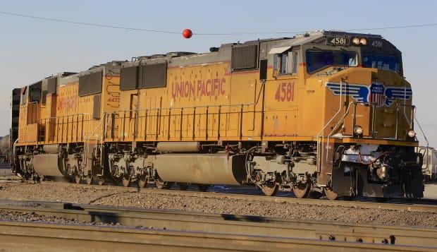 US Natural Gas Locomotives