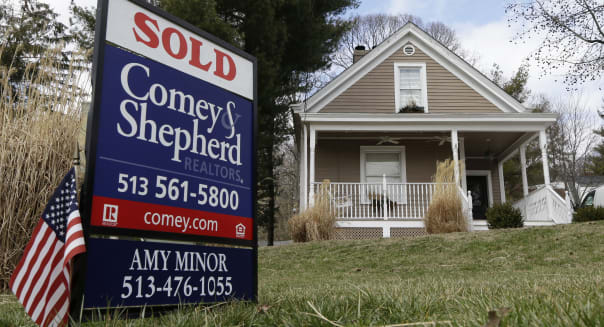 existing home sales august economy housing market