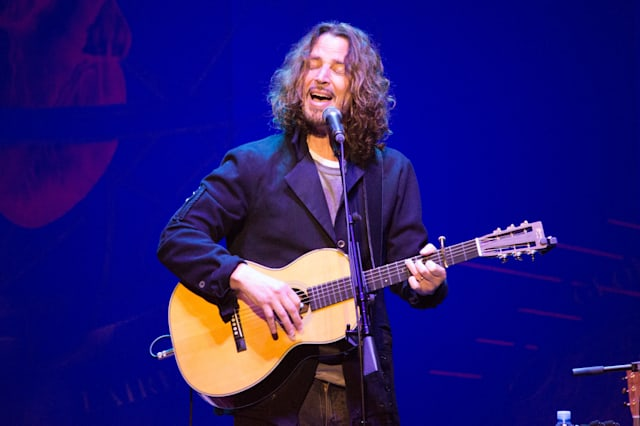 Chris Cornell at the Albert Hall - London