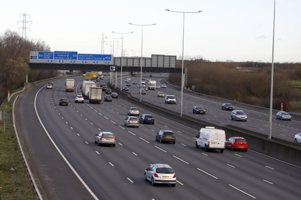 Britain's worst speeders recorded at 146mph