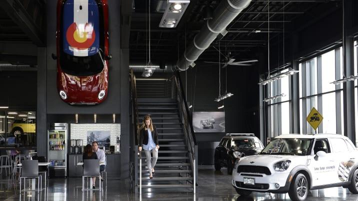 Schomp Honda and MINI dealerships