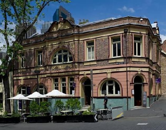 Wine Odyssey Hotel in the Rocks, Sydney, was once the King's Head Inn, owned by wealthy businesswoman...