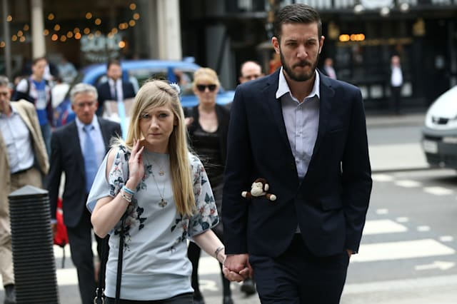 Charlie Gard granted U.S. citizenship so he can be treated in America