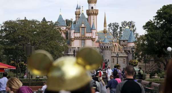 Disney Theme Parks-Ticket Prices