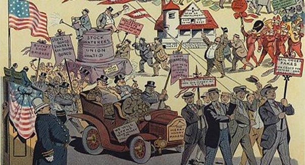 Labor Day Parade Poster