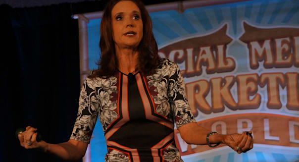Keynote: Sally Hogshead - Social Media Marketing World 2013