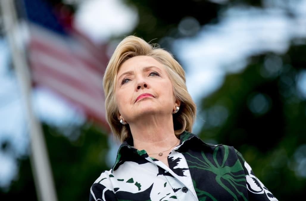 APTOPIX Campaign 2016 Clinton Kaine